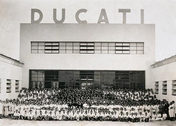 storia ducati