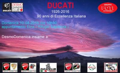 1926-2016 90 anni di eccellenza ducati