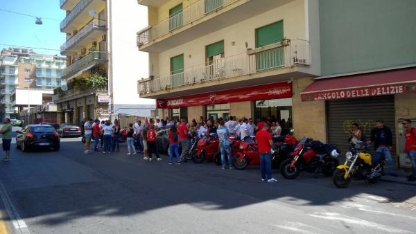 compleanno ducati catania 2017 - 1