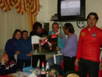 cena fine anno 07