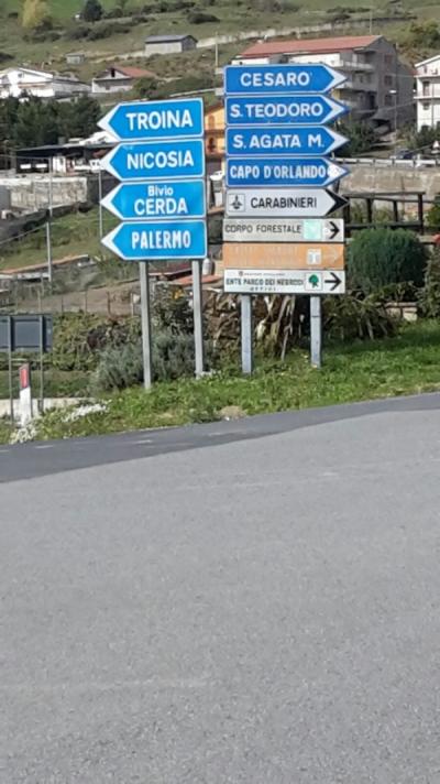 Novara di Sicilia e Floresta